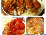 Vintage Recipe Thursday: Baked Fish with Creole Sauce