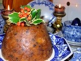 Christmas Pudding Day, Stir Up Sunday and my Traditional Victorian Christmas Pudding