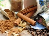 Gifts in a Jar ~ Mixed Spice ~ Old Fashioned English Pudding Spice