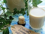 Gifts in a Jar, The Day after Bonfire Night and Home-Made Irish Cream Liqueur
