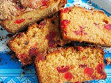 Golden Syrup, Farmhouse Tea and Cherry and Almond Cake