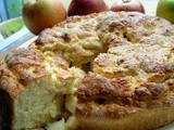 Harvest Home, a Seasonal Bake for the Autumn Table, Harvest Apple Cake