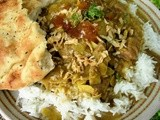 National Curry Week, The Ghurkhas and Kukhra Alainchi Sanga ~ Chicken Cardamom Curry ~