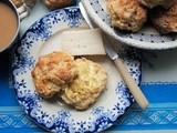 Shabby Chic in Blue, Random Bakes of  Kindness, National Baking Week and Apple Scones