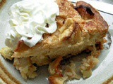 West Country Apple Pie Cake ~ Treats on Monday