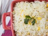 Sweet Corn Pulao