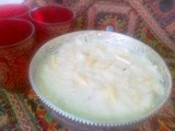 Lazy cooks kheer(creamy rice pudding)