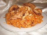 Al Kabsa - Traditional Saudi Rice & Chicken Dish Recipe
