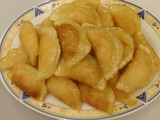Atayef With Cheese (Arabic Version of Pancake Filled With Cheese) Recipe