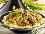 Authentic Moroccan lamb tagine recipe