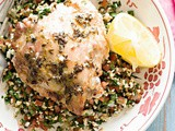Baked Chicken with Tabouli Recipe