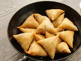 Cheese samosa recipe