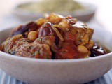 Chicken and date tajine recipe