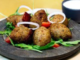 Chicken Shawarma Kibbeh Recipe