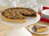 Chocolate-Hazelnut Tart Recipe