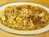 Exotic Cod Fish Pilaf Recipe
