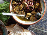 Ghormeh Sabzi (Veal and Kidney Bean Stew) Recipe