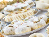 Ghraybeh - Arabic Butter Cookies Recipe