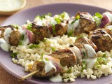 Gluten-Free Persian Chicken Kabobs Recipe