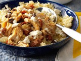 Greek Garlic Chicken Recipe