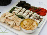 Greek Mezze Platter Recipe