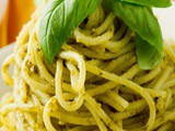 Green Pasta with Soujouk Recipe