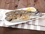 Grilled Hamour (Whole Fish) Recipe