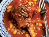 Honey-Braised Lamb Shanks Recipe