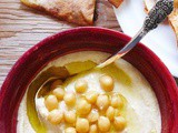 How to make healthy hummus at home