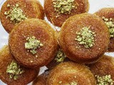 How to make kunafa cups