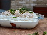 How to make this filling chicken fatteh from Syria