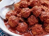 Lamb Meatballs in Tomato Sauce Recipe