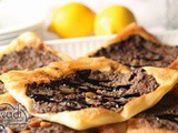 Lamb Sfeeha (Meat Pie with Puff Pastry) Recipe