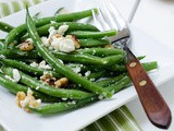 Lebanese Green Bean Salad Recipe