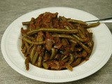 Lebanese Green Beans Recipe