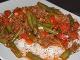 Lebanese Lamb & Green Bean Stew Recipe