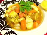 Lebanese Vegetable Soup Recipe