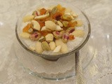 Meghli (Flavored Rice Pudding) Recipe