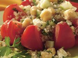 Middle Eastern Bulgur Salad Recipe