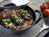 Minced meat moussaka recipe