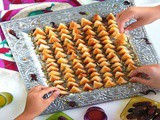 Mini Cream Cheese Sweet Samosas (Samboosak) Recipe