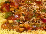 Moroccan Chicken Stew Recipe