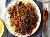 Moroccan Pot Roast Recipe