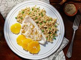 Moroccan-Spiced Fish and Couscous Recipe