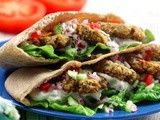 Oven-Roasted Falafel Recipe