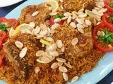 Rice with Chicken and Tomatoes Recipe