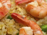 Shrimp machboos recipe