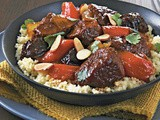 Slow-Cooker Spiced Lamb Tagine Recipe
