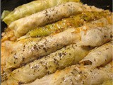 Stuffed cabbage rolls recipe (Malfouf Mahshi)