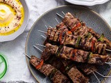 The Lebanese Plate's 'not just' a beef skewer recipe